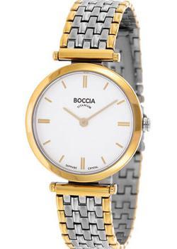 Наручные  женские часы Boccia 3253-05. Коллекция Titanium