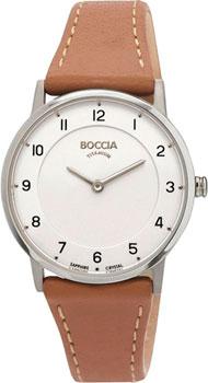 Наручные  женские часы Boccia 3254-01. Коллекция Titanium