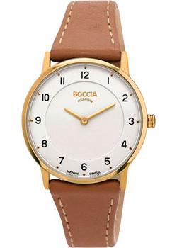 Наручные  женские часы Boccia 3254-02. Коллекция Titanium