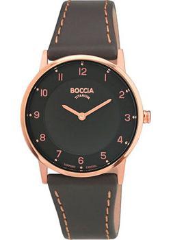 Наручные  женские часы Boccia 3254-03. Коллекция Titanium