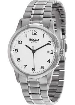 Наручные  женские часы Boccia 3258-01. Коллекция Titanium