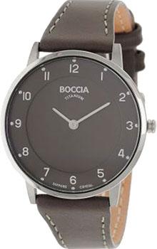 Наручные  женские часы Boccia 3259-02. Коллекция Titanium