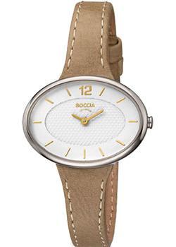 Наручные  женские часы Boccia 3261-02. Коллекция Titanium