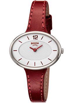 Наручные  женские часы Boccia 3261-04. Коллекция Titanium