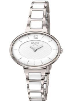 Наручные  женские часы Boccia 3261-05. Коллекция Titanium