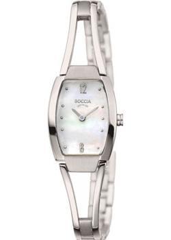 Наручные  женские часы Boccia 3262-01. Коллекция Titanium
