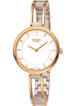 Наручные  женские часы Boccia 3264-03. Коллекция Titanium