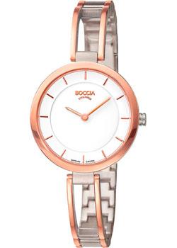 Наручные  женские часы Boccia 3264-04. Коллекция Titanium