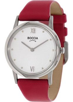 Наручные  женские часы Boccia 3265-01. Коллекция Titanium