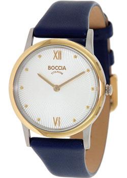 Наручные  женские часы Boccia 3265-02. Коллекция Titanium