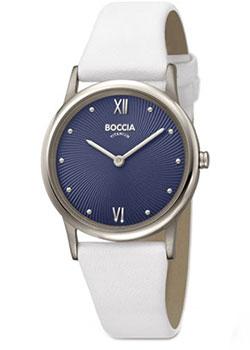 Наручные  женские часы Boccia 3265-04. Коллекция Titanium