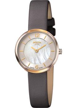 Наручные  женские часы Boccia 3266-04. Коллекция Titanium