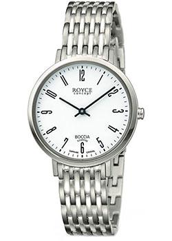 Наручные  женские часы Boccia 3270-01. Коллекция Royce