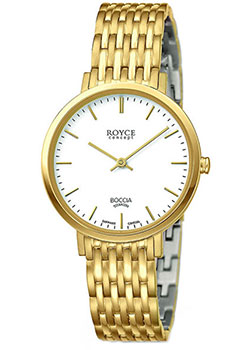 Наручные  женские часы Boccia 3270-02. Коллекция Royce