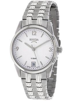 Наручные  женские часы Boccia 3272-01. Коллекция Titanium
