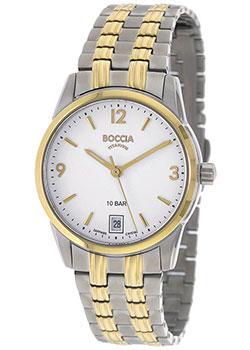 Наручные  женские часы Boccia 3272-02. Коллекция Titanium