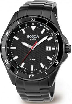 Купить Часы мужские Наручные  мужские часы Boccia 3577-03. Коллекция Sport  Наручные  мужские часы Boccia 3577-03. Коллекция Sport