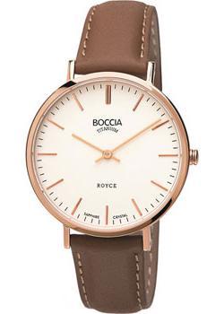 Наручные  женские часы Boccia 3590-05. Коллекция Royce