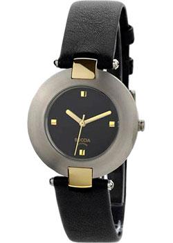 Наручные  женские часы Boccia 364-14. Коллекция Titanium