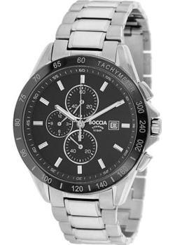 Наручные мужские часы Boccia 3751-02. Коллекция Titanium