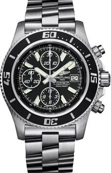 Швейцарские наручные  мужские часы Breitling A1334102-BA84-162A