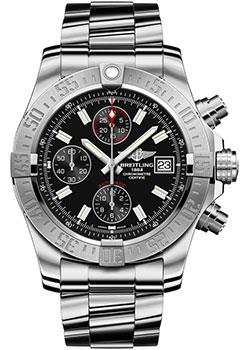 Швейцарские наручные мужские часы Breitling A1338111-BC32-170A