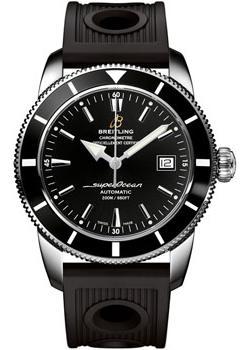Швейцарские наручные мужские часы Breitling A1732124-BA61-200S