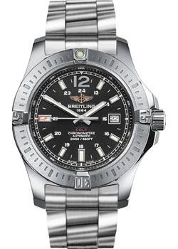 Швейцарские наручные  мужские часы Breitling A1738811-BD44-173A