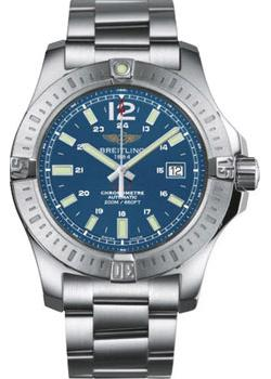 Швейцарские наручные  мужские часы Breitling A1738811-C906-173A