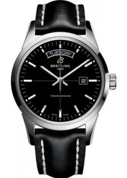 Швейцарские наручные  мужские часы Breitling A4531012-BB69-435X