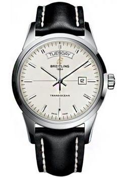 Швейцарские наручные мужские часы Breitling A4531012-G751-435X