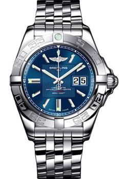 Швейцарские наручные  мужские часы Breitling A49350L2-C806-366A