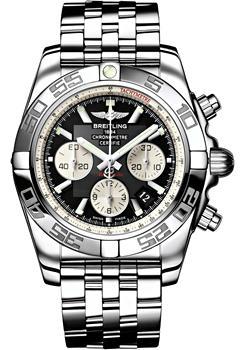 Швейцарские наручные  мужские часы Breitling AB011012-B967-375A