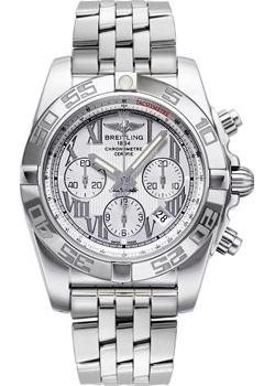 Швейцарские наручные  мужские часы Breitling AB011012-G676-375A