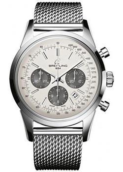 Швейцарские наручные мужские часы Breitling AB015212-G724-154A