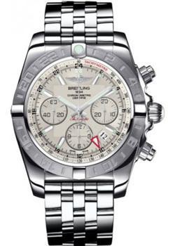 Швейцарские наручные мужские часы Breitling AB042011-G745-375A