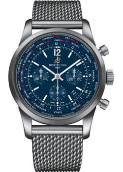 Швейцарские наручные мужские часы Breitling AB0510U9-C879-159A