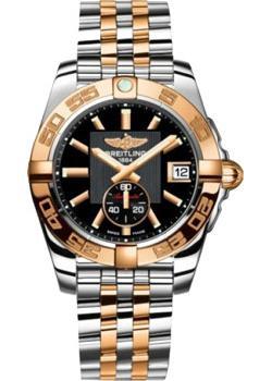 Швейцарские наручные  женские часы Breitling C3733012-BA54-376C
