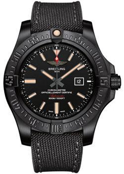Швейцарские наручные  мужские часы Breitling V1731010-BD12-100W