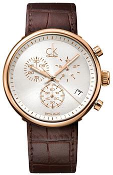 Швейцарские наручные  мужские часы Calvin klein K2N286.G6. Коллекция cK Substantial Bestwatch 12950.000