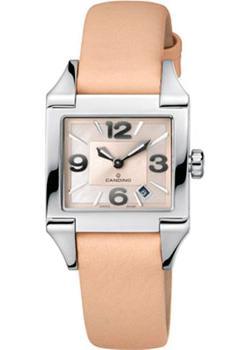 Швейцарские наручные  женские часы Candino C4361.5. Коллекция Feminine