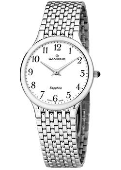 Швейцарские наручные  женские часы Candino C4362.1. Коллекция Class
