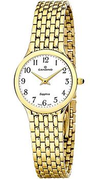 Швейцарские наручные  женские часы Candino C4365.1. Коллекция Class