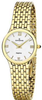Швейцарские наручные  женские часы Candino C4365.2. Коллекция Class
