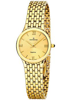 Швейцарские наручные  женские часы Candino C4365.3. Коллекция Class