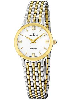Швейцарские наручные  женские часы Candino C4415.1. Коллекция Timeless
