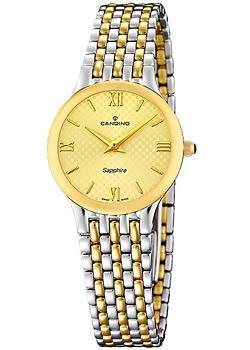 Швейцарские наручные  женские часы Candino C4415.2. Коллекция Timeless