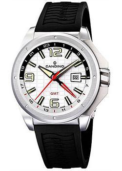 Швейцарские наручные  мужские часы Candino C4451.2. Коллекци Sportive