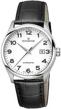Швейцарские наручные  мужские часы Candino C4458.1. Коллекци Class