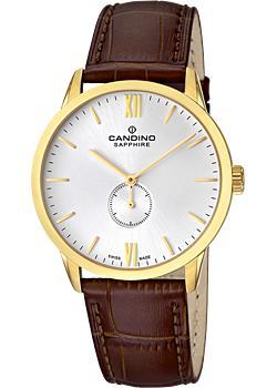 Швейцарские наручные  мужские часы Candino C4471.2. Коллекци Class